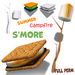 [ FULL PERM ] Summer S'More Campfire