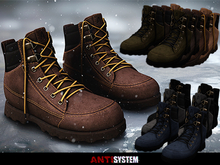 antisystem // Frost Boots - Fatpack