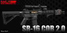 [SAC] SR-16 CQB Rifle v2.20 Box