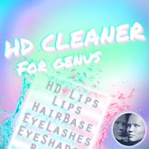 HD Cleaner HUD // For Genus // Bonus Sclera // Add me!