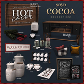 SAYO - Cocoa Concoctions - Hot Cocoa Toppings - COMMON