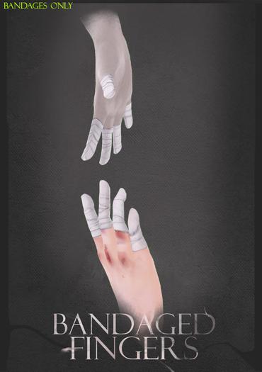 Clemmm - Bandaged Fingers