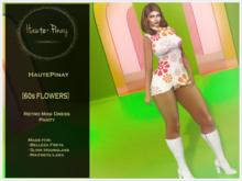 HautePinay [60s FLOWERS]