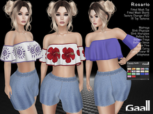 PROMO - Gaall* Rosario Outfit