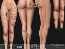 ONE 2K  - Tattoo/Hurt - BOM system (add/touch)