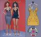 Dead Dollz - Gia Dress - Yellow
