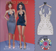 Dead Dollz - Gia Dress - White