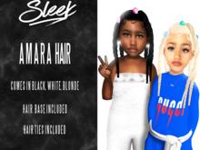 [Sleek] Amara Hair