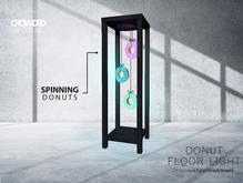 Crowded Room -  Donut Floor Light