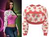 !PCP :: Anya Hoodie [Fruity Watermelon]
