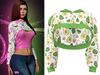 !PCP :: Anya Hoodie [Fruity Avocado]