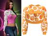 !PCP :: Anya Hoodie [Fruity Orange]