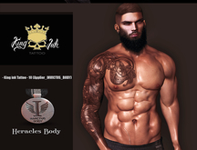- King ink Tattoo - 10 (Applier INVICTUS BODY)