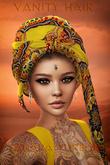 Vanity Hair Sahara Turban DEMO Pack