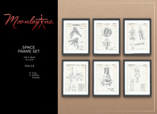 Moonley Inc. - Space Frame Set
