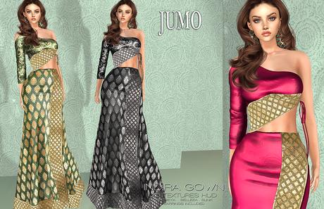 JUMO - INDIRA Gown - Maitreya Belleza Slink - ADD ME