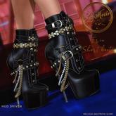 ~[LeiMotiv] Erin Short Boots //ADD ME