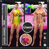 [RnR] Swag Banana Hammock Outfit (Pride) [BOX]