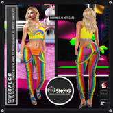 [RnR] Swag Rainbow Light Outfit [BOX]