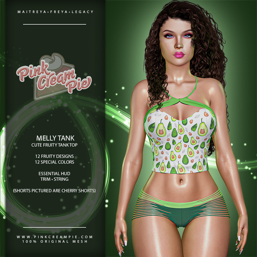 !PCP :: Melly Tank [Fruity Pack]