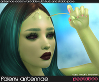Peekaboo - Faleny Antennae