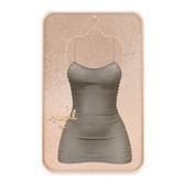Cynful Ariana Dress - Khaki    [Maitreya Lara, Belleza Freya, Slink (HG), Legacy, (+Perky), Kupra