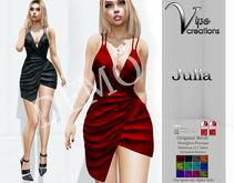 [Vips Creations] - DEMO - Original Mesh Dress - [Julia]FITTED