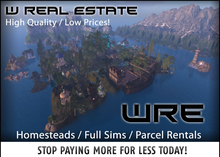 HOMESTEADS - FULL REGIONS - PARCELS - NO TIER INCREASES EVER!