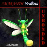 KRAFTIES Unbonded Dazmer (Water) +31 (33/0/-19/-6/0/9/14/0)