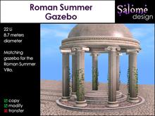 Roman Summer Gazebo