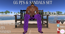 (GI) GG PJ'S Grape