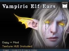 CAT&CO - Vampiric Elf Ears