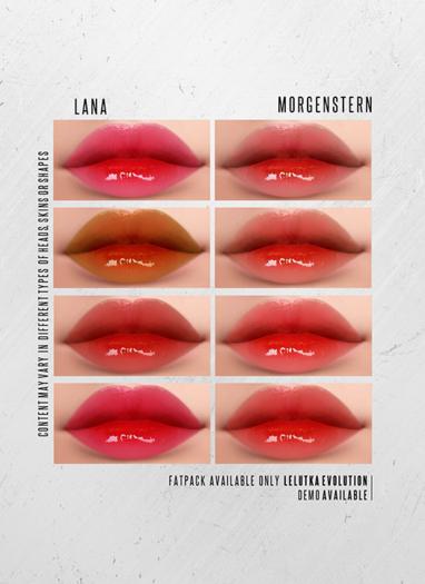 MORGENSTERN: LANA LIPSTICK [LELUTKA EVOLUTION]