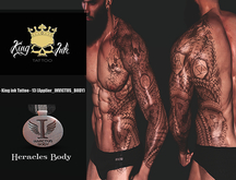 - King ink Tattoo - 13 (Applier INVICTUS BODY)