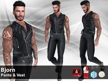 Bjorn Outfit BLACK