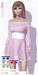 Tokyo.Girl - Dress Mina in 10 Colours