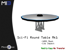 [MB3] Sci-Fi Round Table Mk1