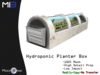 [MB3] Hydroponic Planter Box