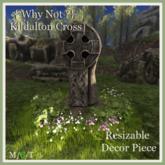 { Why Not ?} Kildalton Cross-Boxed