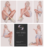 - Sweet Art - Nini Bento Series