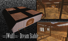 -=[Wulf]=- Dream Stable [Boxed]