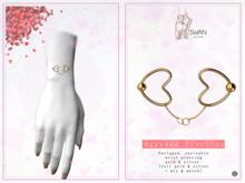 Swan Engaged Wrist Piercing