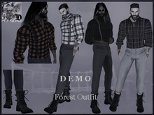 Forest Outfit DEMO (ADD ME)