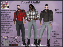 Forest Outfit (ADD ME)
