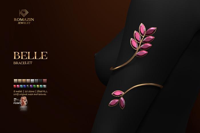 Romazin - Bracelet <Belle>, FatPack