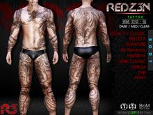 [ R3 ] Tattoo & Applier 16M. 1312 - 18