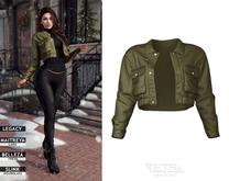 TETRA - Neva - Bomber jacket (Olive)