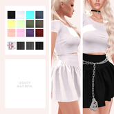A~ Caro Outfit ~ Maitreya