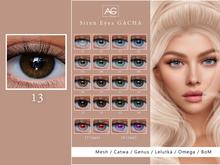 AG. Siren Eyes Gacha - Lelutka Evo - 13