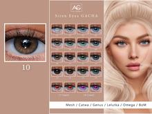 AG. Siren Eyes Gacha - Lelutka Evo - 10